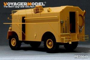 Armored Command Vehicle Dorchester  (Vista 2)