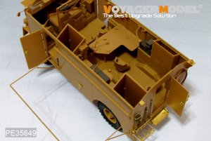 Armored Command Vehicle Dorchester  (Vista 3)