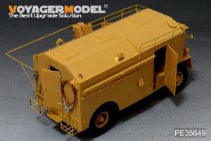 Armored Command Vehicle Dorchester  (Vista 5)