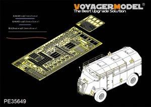 Armored Command Vehicle Dorchester  (Vista 6)