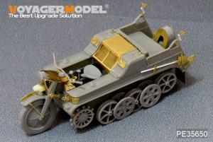 German Sd.Kfz.2 kleines Kettenkard - Ref.: VOYA-PE35650