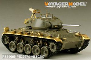 US Army M24 Light tank basic - Ref.: VOYA-PE35665