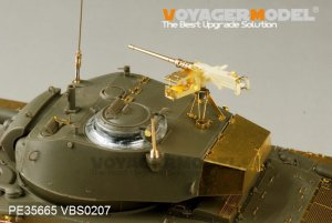 US Army M24 Light tank basic  (Vista 5)