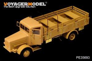 Bussing Nag L4500A 4X4 Cargo Truck - Ref.: VOYA-PE35693
