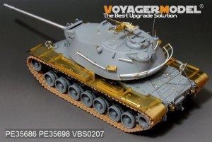 M103A1 Heavy tank Fenders - Ref.: VOYA-PE35698