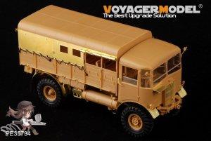 British AEC Matador truck early vision  (Vista 3)