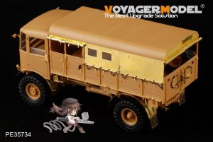 British AEC Matador truck early vision  (Vista 4)
