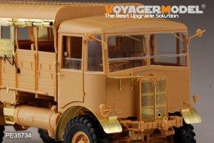British AEC Matador truck early vision  (Vista 5)