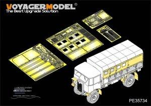 British AEC Matador truck early vision  (Vista 6)