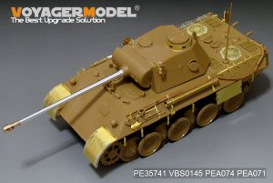 German Panther D Basic - Ref.: VOYA-PE35741