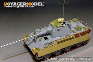 Panther II tank basic - Ref.: VOYA-PE35869