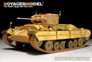 British Valentine Mk.II/IV Infantry Tank - Ref.: VOYA-PE35896