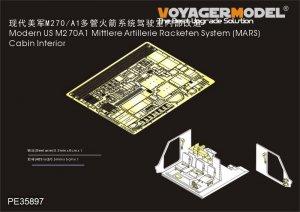 M270A1 Mittlere Artillerie Racketen Syst - Ref.: VOYA-PE35897