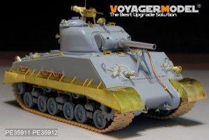 US M4A3(105mm)HVSS Basic - Ref.: VOYA-PE35911