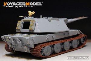 German E-100 Super Heavy Tank  (Vista 4)