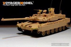 Modern R.O.K.Army K2 Black Panther MBT b  (Vista 2)