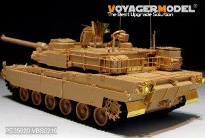 Modern R.O.K.Army K2 Black Panther MBT b  (Vista 3)