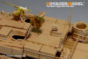 Modern R.O.K.Army K2 Black Panther MBT b  (Vista 4)