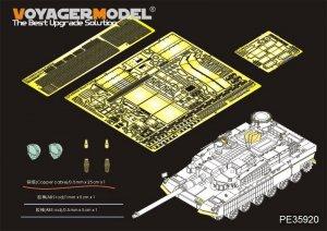 Modern R.O.K.Army K2 Black Panther MBT b  (Vista 6)