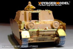 Sturmpanzer IV Brummbar Late Version Bas