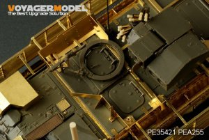 Modern US Stryker M1134 blast shield  - Ref.: VOYA-PEA255