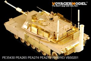 Modren US Army M1A1&M1A2 side skirts - Ref.: VOYA-PEA275