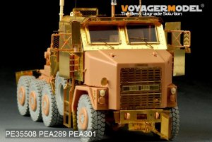 Modern U.S. M1070 Truck Tractor Amour Ca - Ref.: VOYA-PEA301