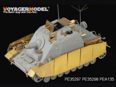 Sturmpanzer IV Brummbar Mid Version Basic - Ref.: VOYA-PE35297