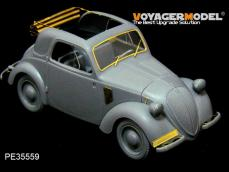 Simca 5 Staff Car - Ref.: VOYA-PE35559