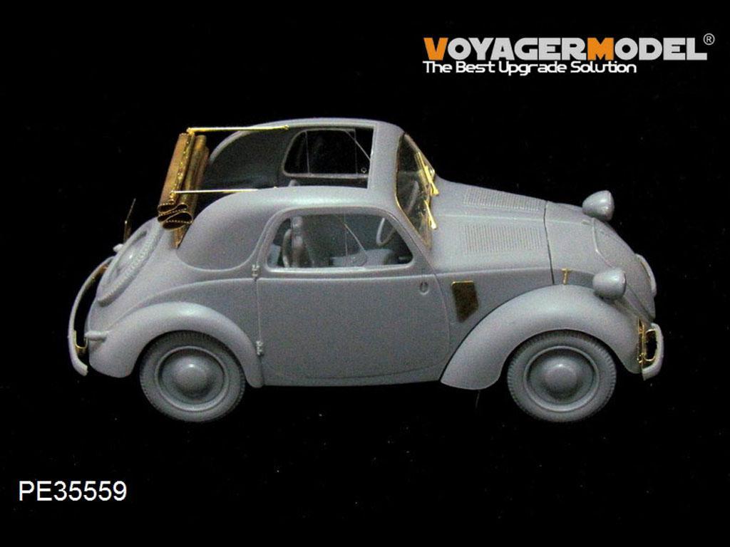Simca 5 Staff Car (Vista 6)
