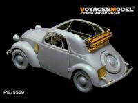 Simca 5 Staff Car (Vista 10)