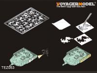 PLA AFV plantilla de camuflaje digital 1 (Vista 2)