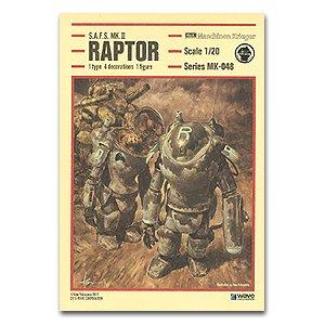 S.A.F.S. MK.III Raptor - Ref.: WAVE-MK048
