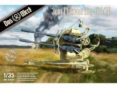3cm Flakvierling 103/38 - Ref.: WERK-35004