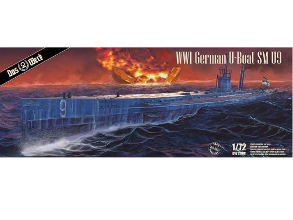 S.M. U-Boot 9 (Vista 1)