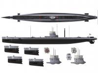 S.M. U-Boot 9 (Vista 6)