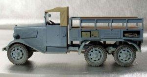 Isuzu 6x4 - Ref.: WESP-35042