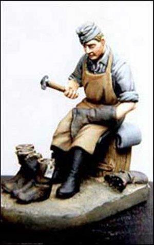 Zapatero Aleman  (Vista 1)