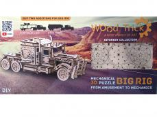 Camion Big Rig - Ref.: WOOD-19018