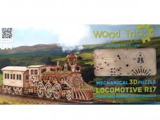Locomotora R17 - Ref.: WOOD-19056