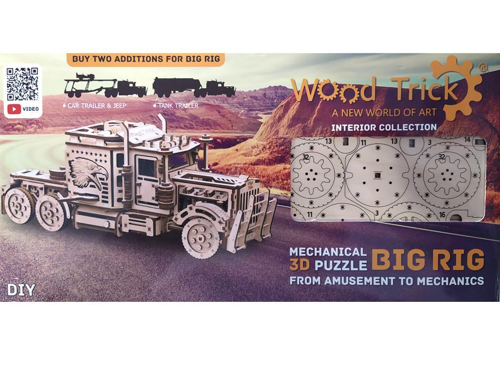 Camion Big Rig (Vista 1)