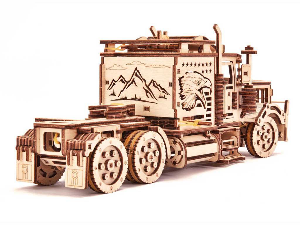 Camion Big Rig (Vista 5)