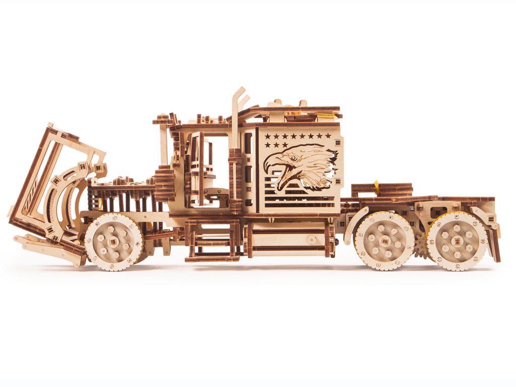 Camion Big Rig (Vista 8)