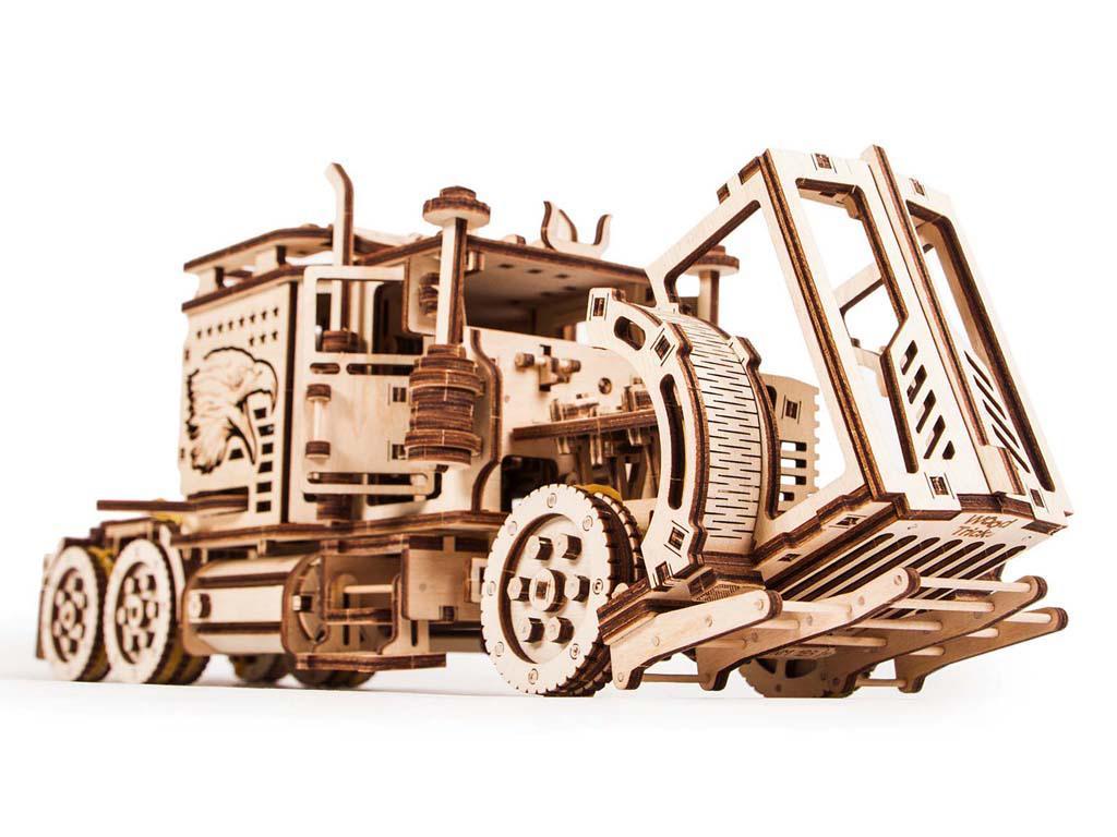 Camion Big Rig (Vista 9)