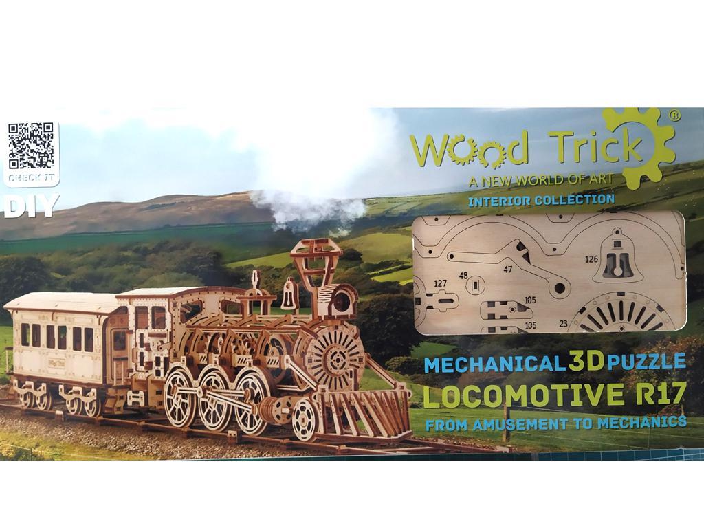 Locomotora R17 (Vista 1)