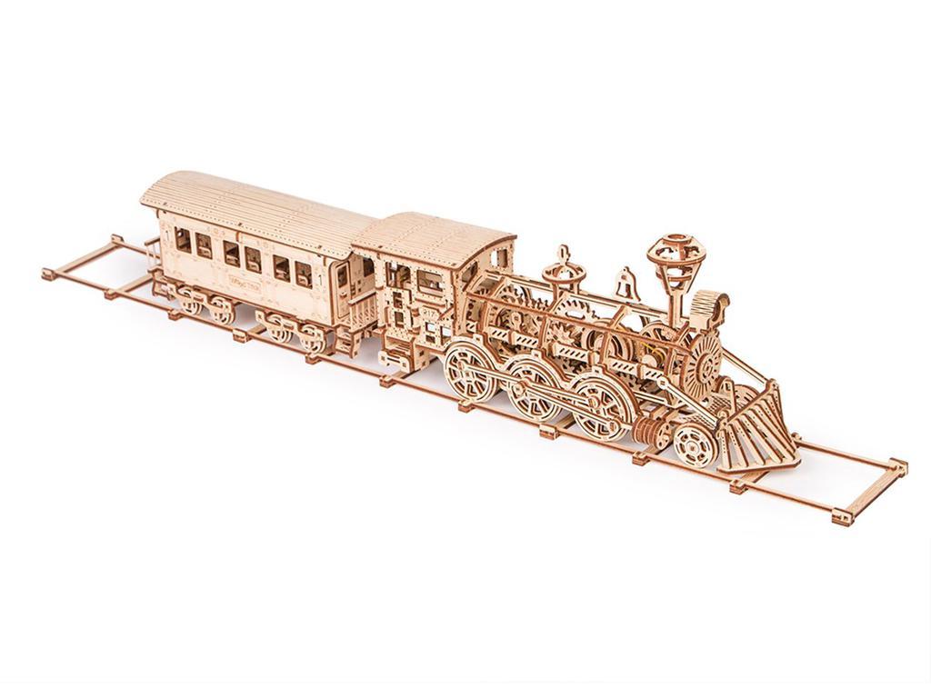 Locomotora R17 (Vista 10)