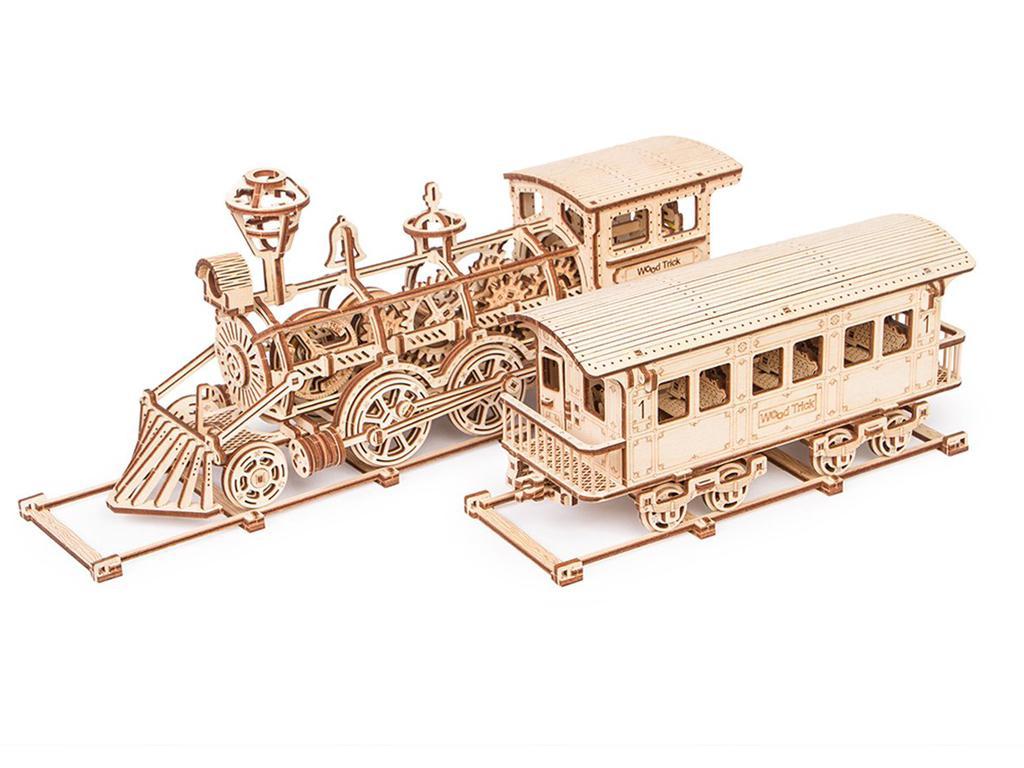 Locomotora R17 (Vista 11)