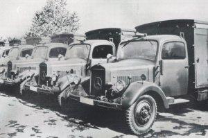 German Trucks vol. II  (Vista 4)
