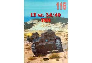LT vz. 34/40 TNH  (Vista 1)