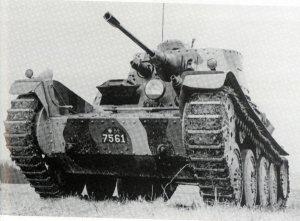LT vz. 34/40 TNH  (Vista 4)